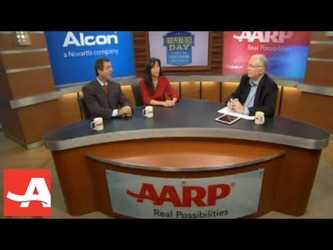AARP / ALCON Cataract Panel Discussion - Google+ Hangout | AARP