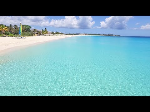 Anguilla's Meads Bay Beach