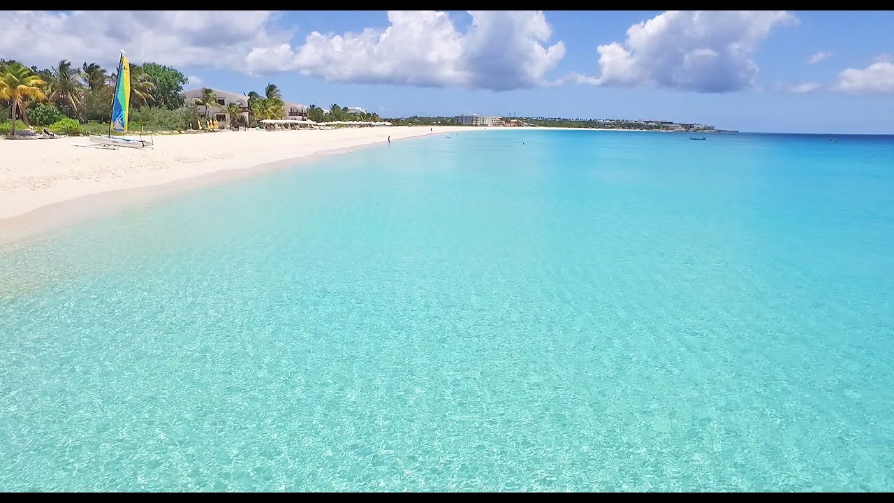 Anguilla S Meads Bay Beach