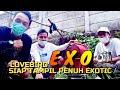 Aksi Lovebird Exo Siap Tampil Penuh Exotic  Mp3 - Mp4 Download