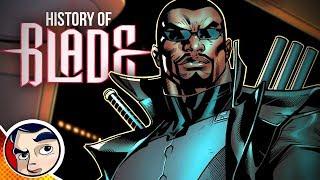 Origin & History of Blade Explained | Comicstorian