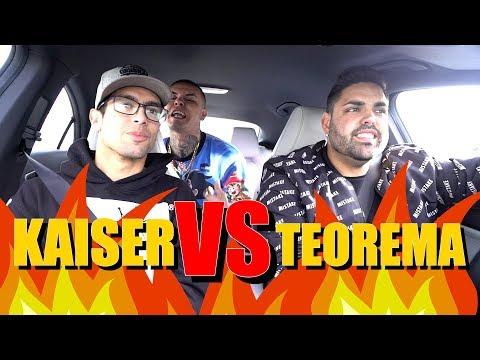 KAISER VS TEOREMA se MATAN en un 4X4 en #BatMowliBattles