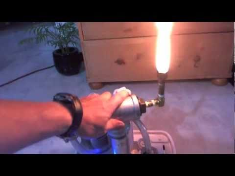 Gas Vaporizer Torch Improved Design...