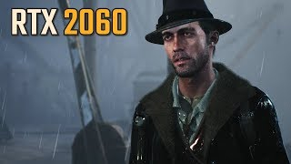 The Sinking City RTX 2060 Gameplay 1440p (Ultra Graphics)