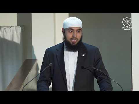 Jumu'ah Khutbah   English   Never Lose Hope In The Mercy Of Allah    18 August 2017