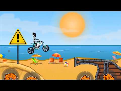MOTO X3M Bike Racing Gameplay Video Android / iOS | Earning 3 Stars on levels 61- 70