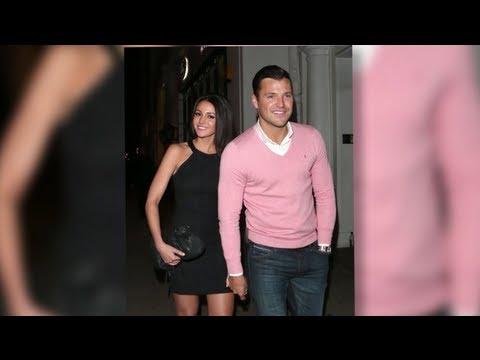 Mark Wright Treats Girlfriend Michelle Keegan To Romantic Date Night