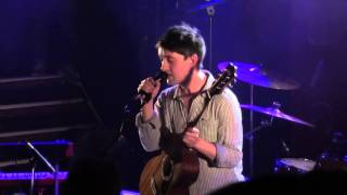 Villagers - Passing A Message (HD) Live in Paris 2013