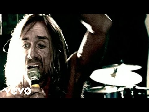 Iggy Pop feat Sum 41 - Little Know It All