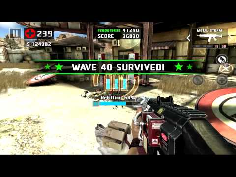 Dead Trigger 2: Arena of Death - Wave 118 - Full Walkthrough - Part 2 / 4 PC HD
