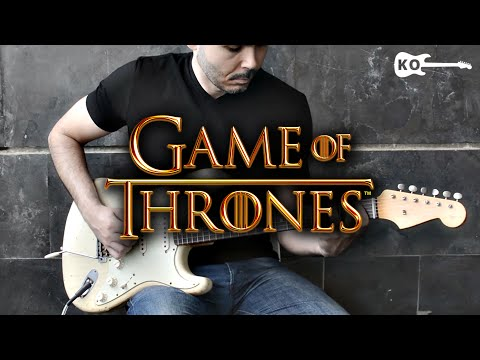 Game of Thrones Theme - Electric Guitar Cover by Kfir Ochaion