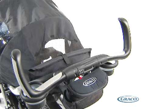 poussette double graco quattro tour duo