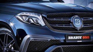BRABUS 850 XL based on Mercedes-AMG GLS 63 #brabus850xl