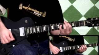 Avril Lavigne -  Sk8ter Boi Guitar Lesson
