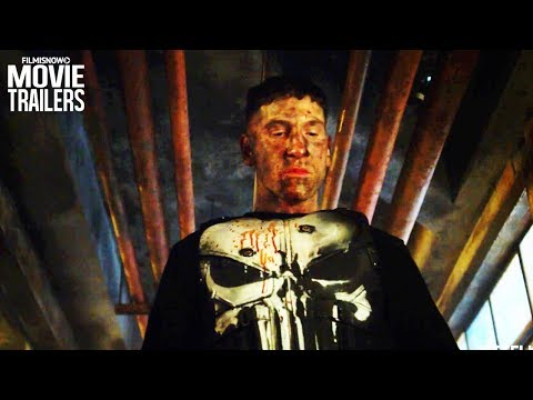 Thumbnail: Marvel's The Punisher | Gritty new Full Trailer