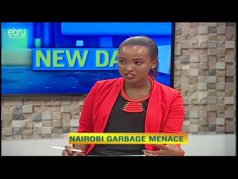 Nairobi County Launches 20+ Trucks To Ease Garbage Collection