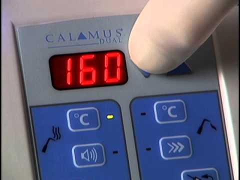 Calamus® Pack Operation