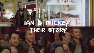 Ian & Mickey | Their Story {01x03 - 11x12}