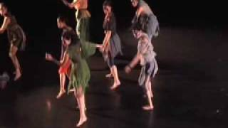 Evolution Inspires Modern Dance