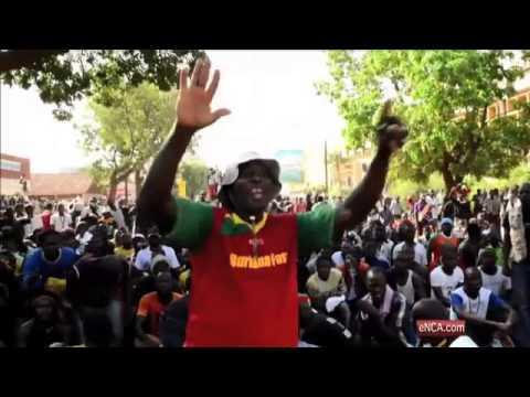 Burkina Faso parties and civil society groups seek crisis solutions