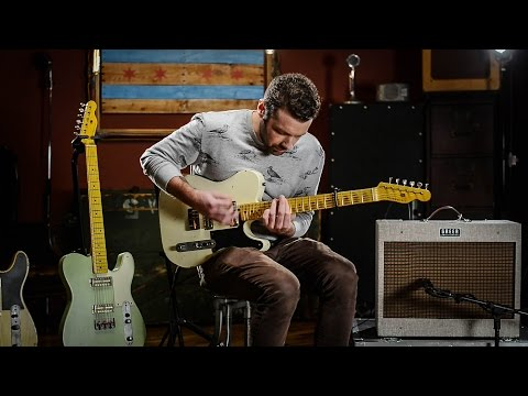 Nash GF-2 Guitar & Greer Amps Demo