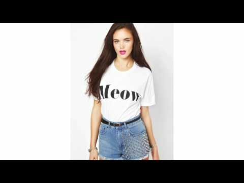 Brian Lichtenberg - Feline Meow T-Shirt - Fashion @ TheStore.com