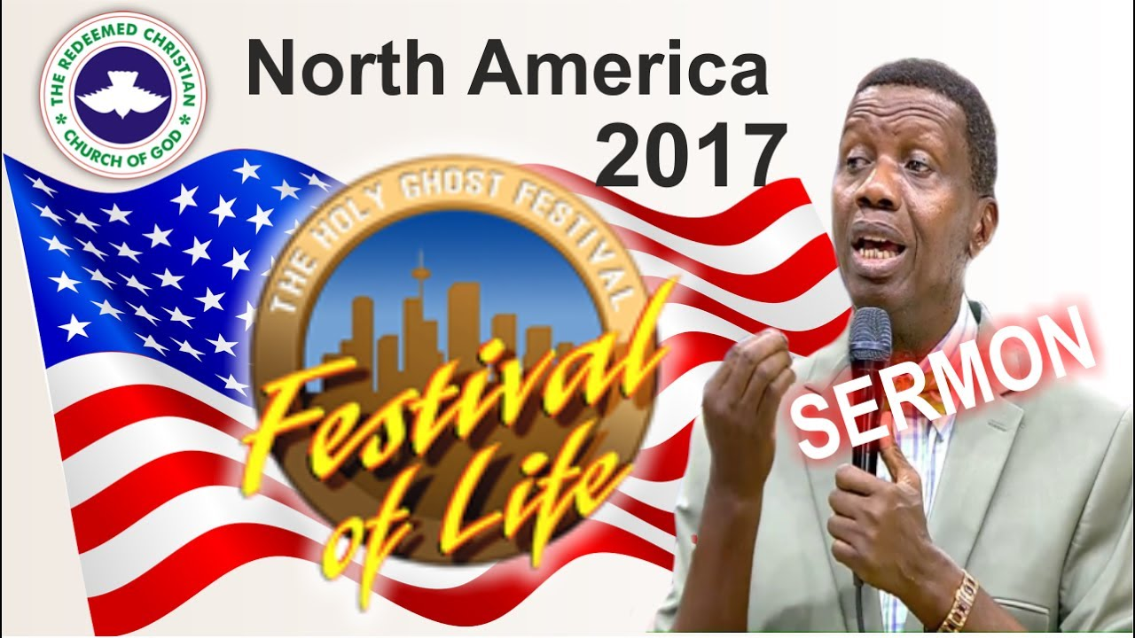 RCCG North America Convention 2017 - The Lifter of My Head - RCCG News