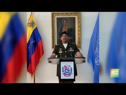 Militar venezolano en la ONU se declaró en total desobediencia de Maduro