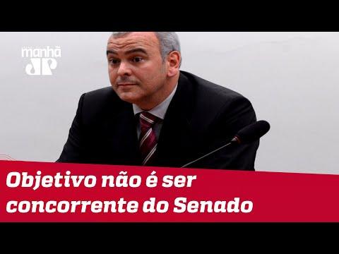 Objetivo de CPI de Brumadinho na Câmara não é ser concorrente do Senado, diz deputado