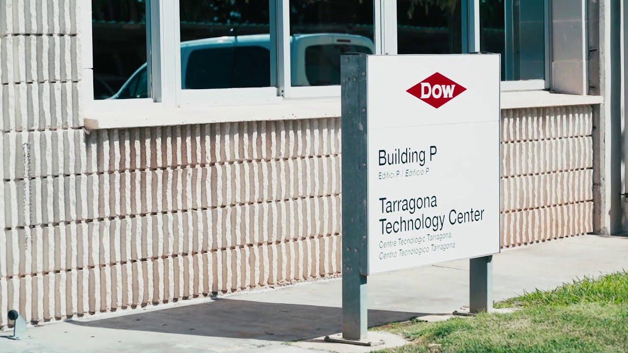 Instalaciones de Dow en Tarragona, España. Foto: Dow.