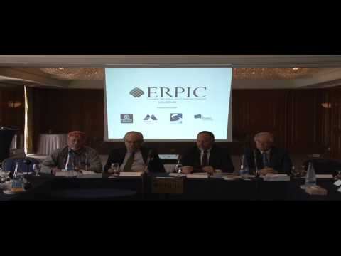 ERPIC - Current Geopolitical Issues in the Eastern Mediterranean: Energy Issues