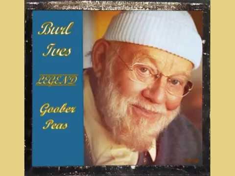 Burl Ives - Goober Peas