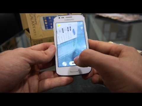 Samsung Galaxy Ace 3 bemutató videó | Tech2.hu