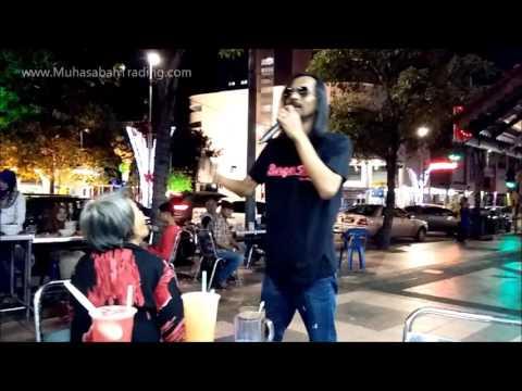 LIVE Soffi Jikan nyanyi lagu Aku Rindu - promo perfume
