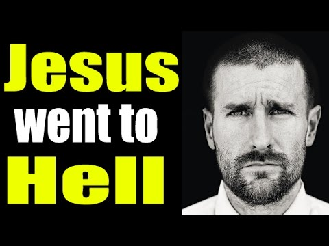 Jesus Descended into Hell - Pastor Steven Anderson