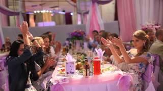 Цветочная свадьба Алексея и Анны