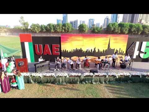 ISC DUBAI_UAE 45th National Day
