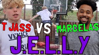 GAME OF J.E.L.L.Y vs MarcelasHoward!