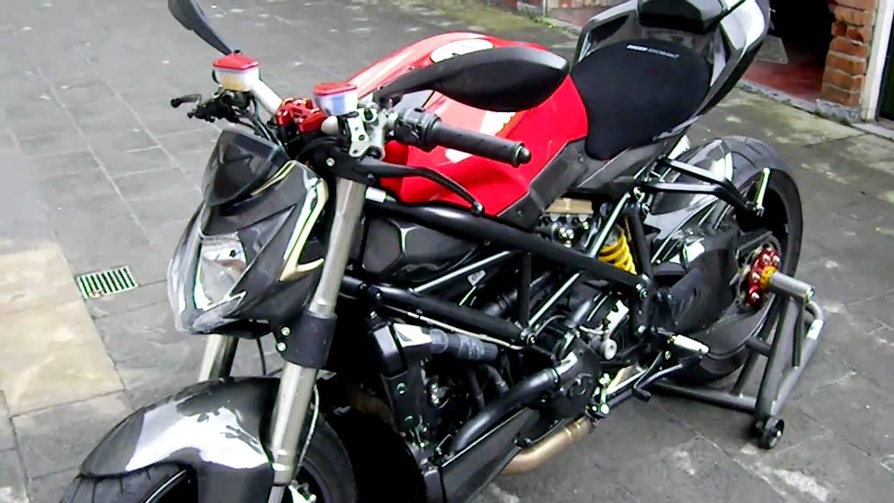 Ducati Streetfighter  Parts