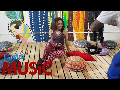 Tayo Pa Rin | Golden Cañedo | Music Video Behind-The-Scenes
