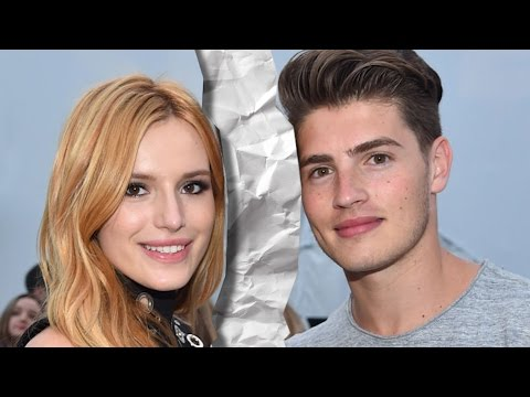 Bella Thorne & Gregg Sulkin BREAK UP!