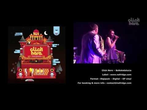 Click Here (Dj Click live band) - Batuta Moldoveneasca
