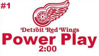 Detroit Red Wings Power Play Song 1