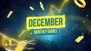 PlayStation December games 2019