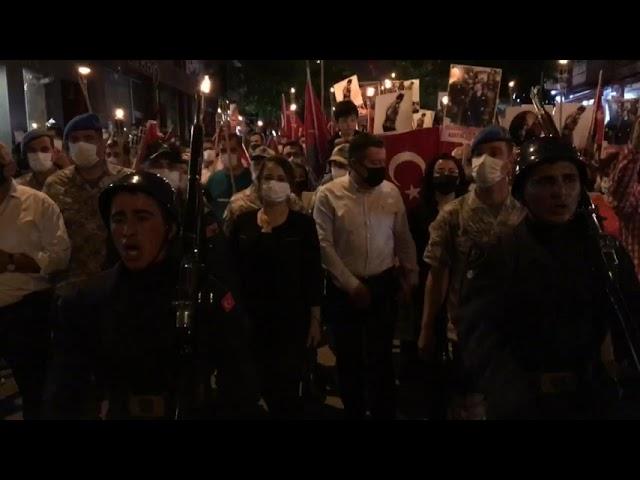30 Ağustos Zafer Yürüyüşü ve Zafer Alayı