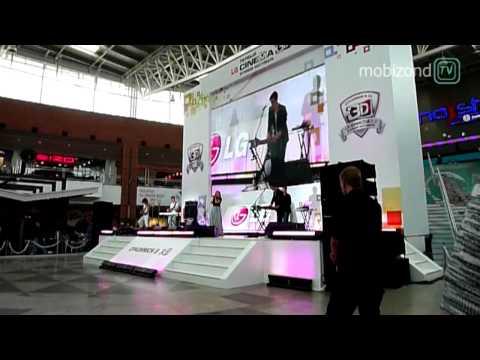 Фестиваль LG Cinema 3D в Мега-Химки