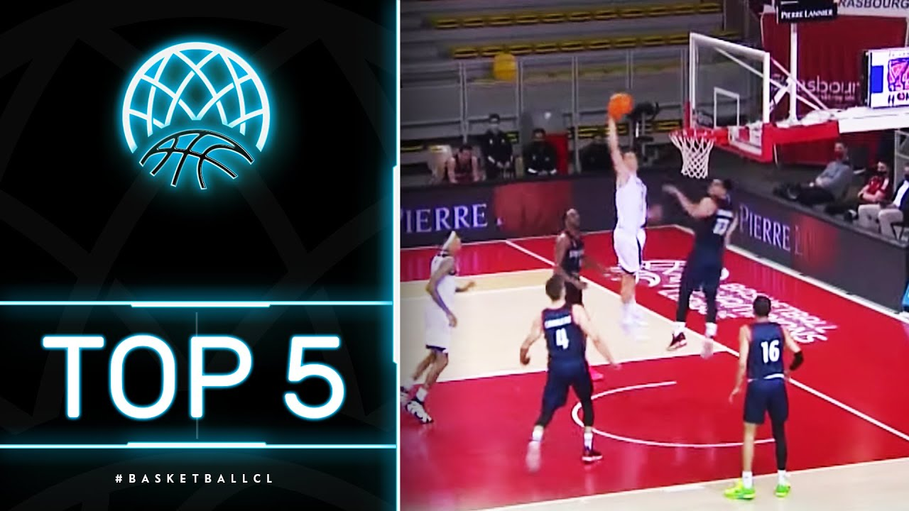 Top 5 Plays | Gameday 10