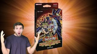 EPIC YuGiOh Structure Deck Yugi Muto Opening and Review! The Magnet Warriors Return!!