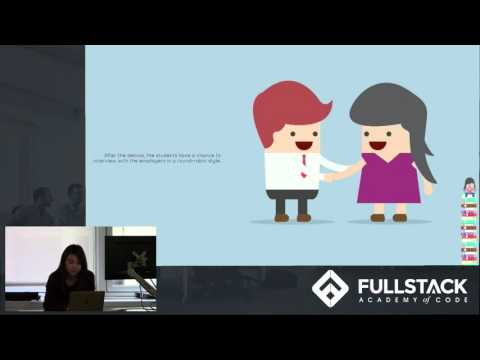 """TECH TALKS: How the """"Journey Through Fullstack"""" animation was made"""