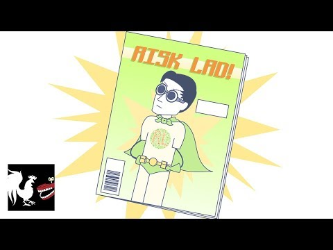 Rooster Teeth Animated Adventures - Risk Lad